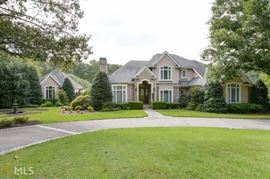 Gorgeous home in a quiet little cul-de-sac in Powder Springs, of all places - who knew?!?