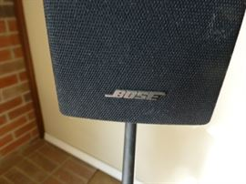 Bose 175.00 for all speakers