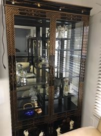 Asian China Cabinet 1 of 2