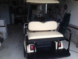 Nice quality golf cart