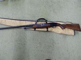 Winchester 1200 Model Shotgun