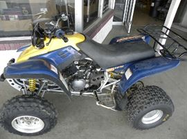 1995 Yamaha Warrior Quad, Runs Great!