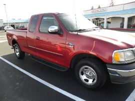 2002 Ford F-150, 106k Miles