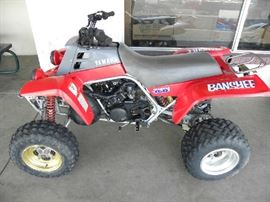 1989 Yamaha Banshee, Runs Great!