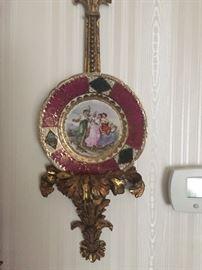 Antique German Plates