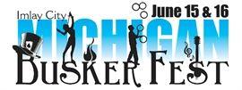 mi busker festival logo