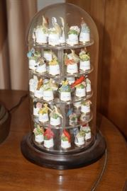 Sweet little thimbles in a great display