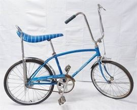 Vintage SCHWINN Sting-Ray FASTBACK - wow! Super C ...