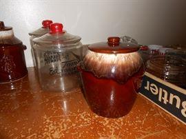 USA Cookie jar