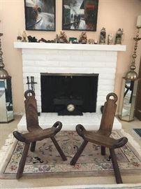 Birthing chairs