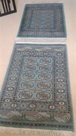 Pair of Turkish rugs