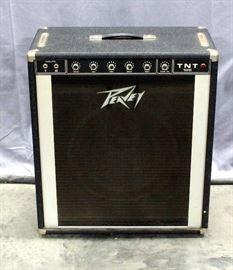 Peavey TNT 100 SS Series 150 Watt Bass Amplifier