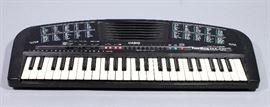 Casio MA-120 Electronic Musical Tonebank Keyboard, 61 Keys, Works, Includes Original Box