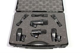 Digital Reference DRDK4 4-Piece Drum Microphone Set