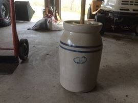 5 Gallon Churn Marshall Texas