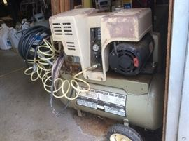 Sears 1 HP Air Compressor