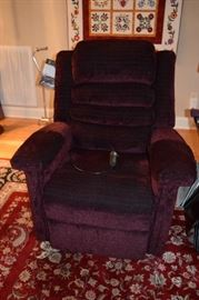 Catnapper Power Lift Chair with Heat and Massage. Still has tags. Brand New Condition. We have 2 matching.