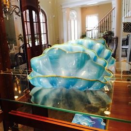 Chihuly, globally recognized as the highest form of art glass