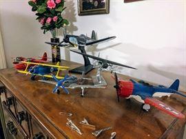 diecast planes