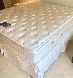 Serta perfect sleeper Queen Mattress set