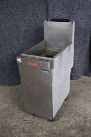 Vulcan 35lb Natural Gas Fryer