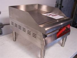 Avantco Electric Griddle EG16N