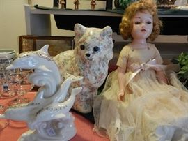 DOLLS AND FIGURINES