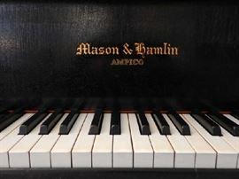 """MASON & HAMLIN AMPICO REPRODUCER MODEL A 5'8"""""""
