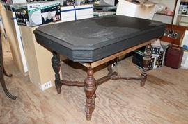 Antique table that needs a little TLC