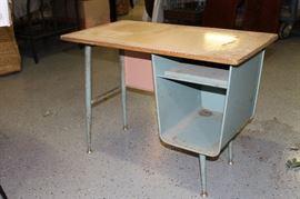 Old-School Desk