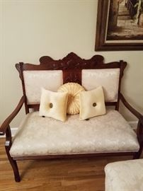 Very old Settee.