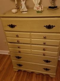 My old chest that was in my room when I was an infant. I am 50 now.