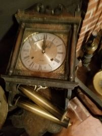 Wall clock. I'm not sure what time period.