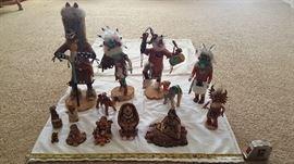 Kochina Dolls and Story Tellers
