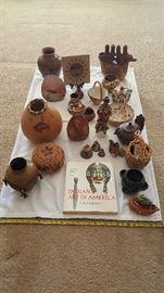 Southwestern Pottery, Gords, Books, Plates