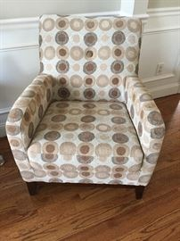 New Raymour and Flanigan sitting chair. (have 2 to sell)