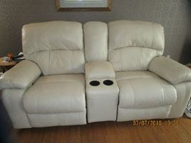 "Sofa's purchased from ""Gibson Furniture"" in Gallatin... Recliner. Also matching love seat ... Several recliners.."
