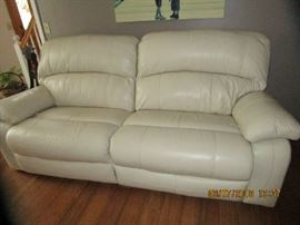 "Love Seat purchased from ""Gibson's Furniture"" in Gallatin.."