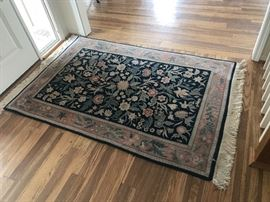 one of many nice Persian and Asia rugs