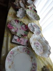Lots of China Bavaria & Limoges