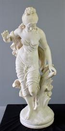 Biggi Fausto Marble Statue