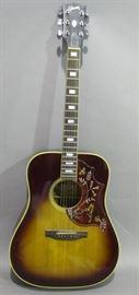 "Gibson ""Hummingbird"""