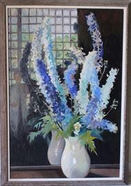 Jean MacLane Oil on Canvas