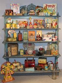 adv blue shelf