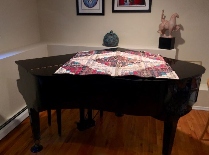 Baby Grand Chickering  Piano