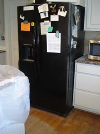 side by refrigerator