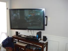 plasma flat screen