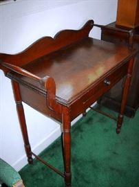 JH Antique Washstand