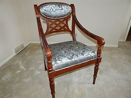 Side Chair with Upholstered Back https://www.ctbids.com/#!/description/share/7893