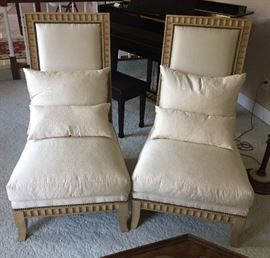Marge Carson chairs